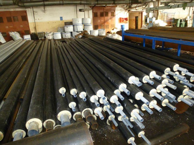 Комплекты заделки стыков для монтажа трубопроводов в ППУ изоляции
