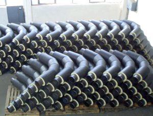 Отводы для труб ППУ