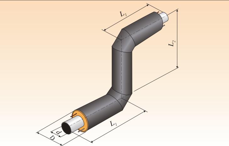 Z — образный элемент. Тип изоляции 2